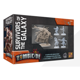 CMON Zombicide Invader: Survivors of the Galaxy (FR)