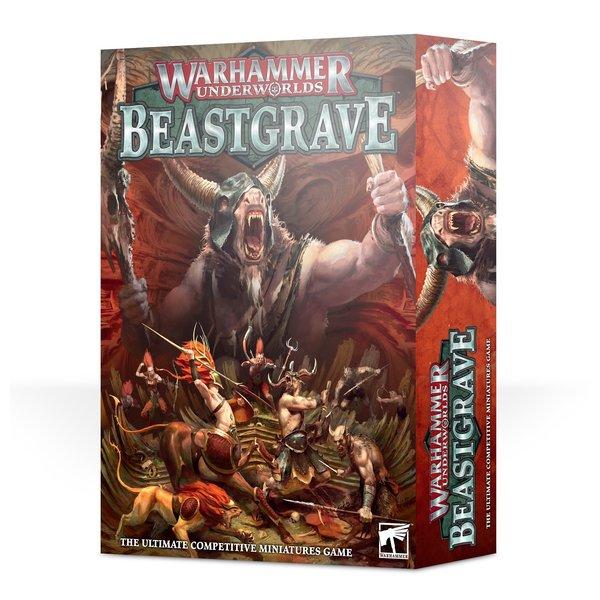 Warhammer Underworlds WARHAMMER UNDERWORLDS: BEASTGRAVE  (FR)