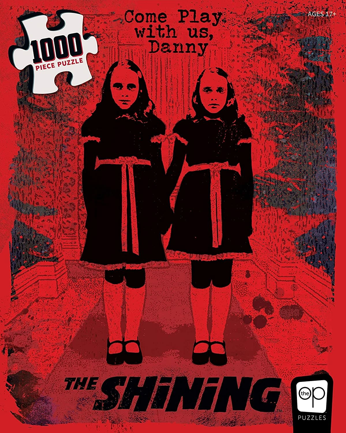 Usaopoly Puzzle: 1000 The Shining