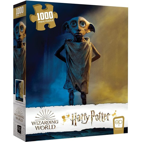 Usaopoly Puzzle: 1000 Harry Potter - Dobby