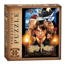 Usaopoly Puzzle: 550 Harry Potter and the Sorcerer's Stone