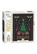 Usaopoly Puzzle: 550 Harry Potter - Weasly Sweaters