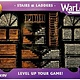 WIZKIDS WARLOCK DUNGEON TILES: STAIRS AND LADDERS