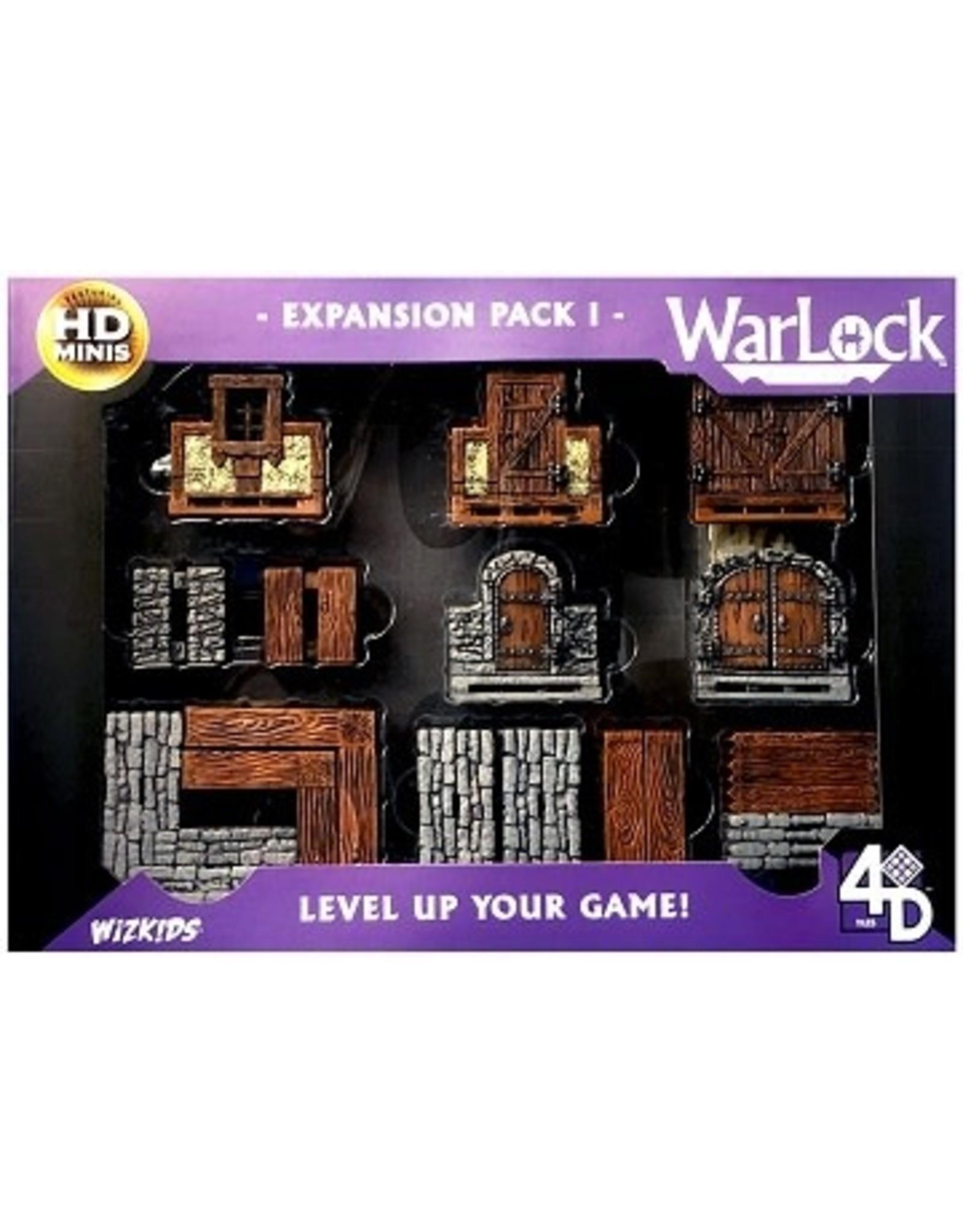 WIZKIDS WARLOCK DUNGEON TILES EXPANSION BOX 1
