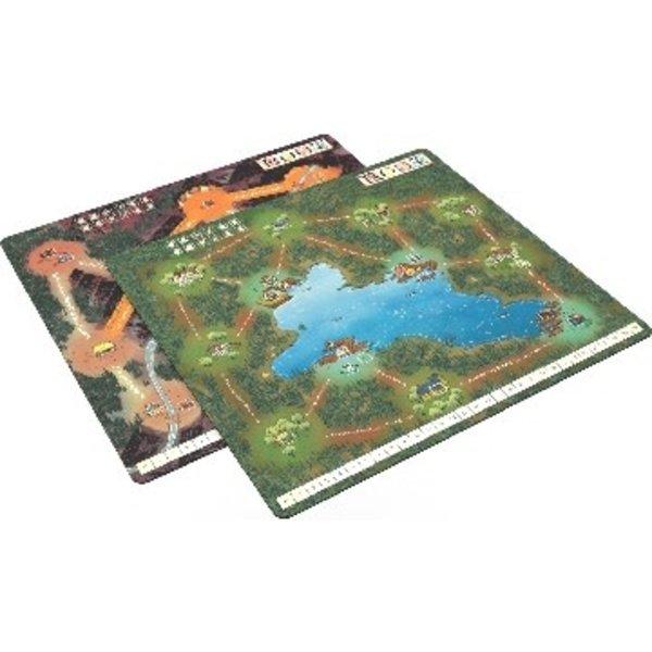 Leder Games ROOT: PLAYMAT MOUNTAIN/LAKE