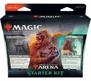 Wizards of the Coast MTG CORE 2021 ARENA STARTER KITS