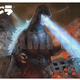 Ultra Pro UP PLAYMAT MTG IKORIA GODZILLA, KING OF THE MONSTERS