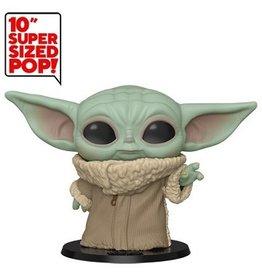 "Funko POP! STAR WARS MANDALORIAN - 10"" THE CHILD"