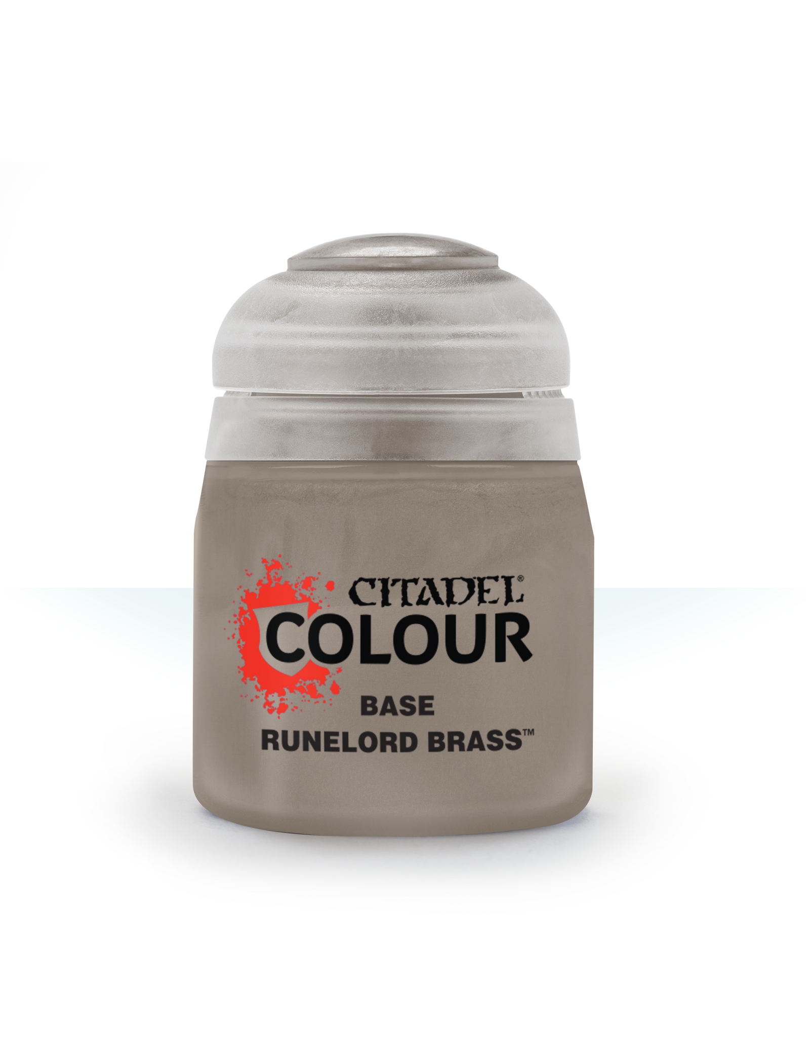 Citadel BASE: RUNELORD BRASS (12ML)