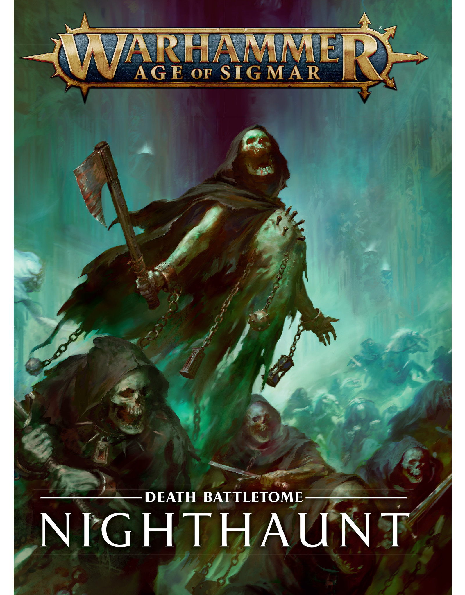 Age of Sigmar BATTLETOME: NIGHTHAUNT (FRANÇAIS)