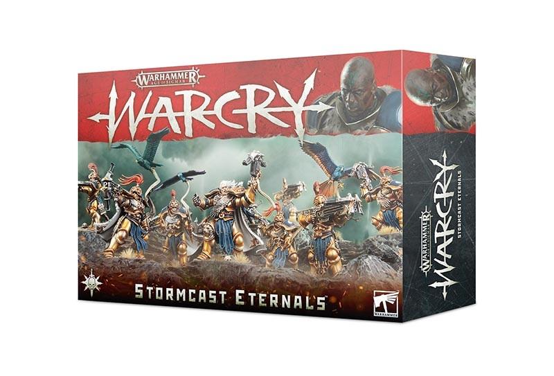 Warcry Warcry: Stormcast Eternals