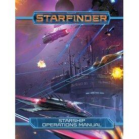 Paizo STARFINDER STARSHIP OPERATIONS MANUAL