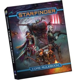 Paizo STARFINDER RPG CORE RULEBOOK POCKET EDITION