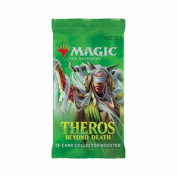 Wizards of the Coast MTG THEROS BEYOND DEATH Collector Booster Pack