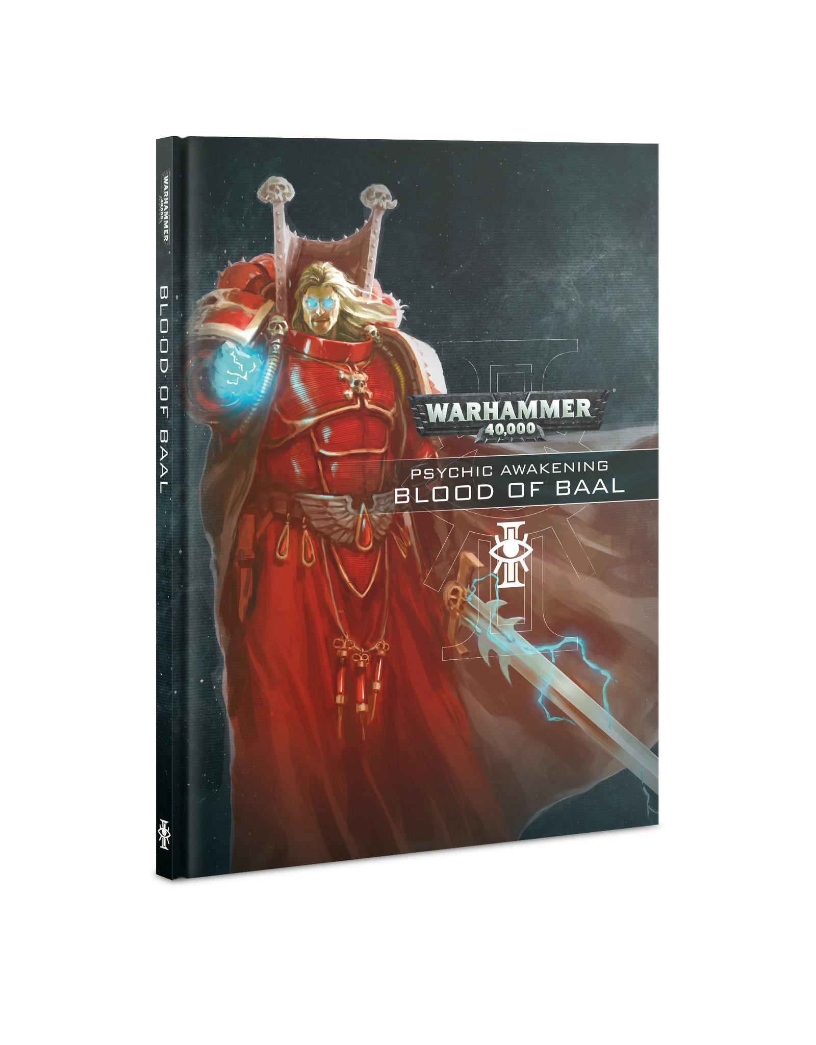 Warhammer 40k PSYCHIC AWAKENING: BLOOD OF BAAL (ENGLISH)
