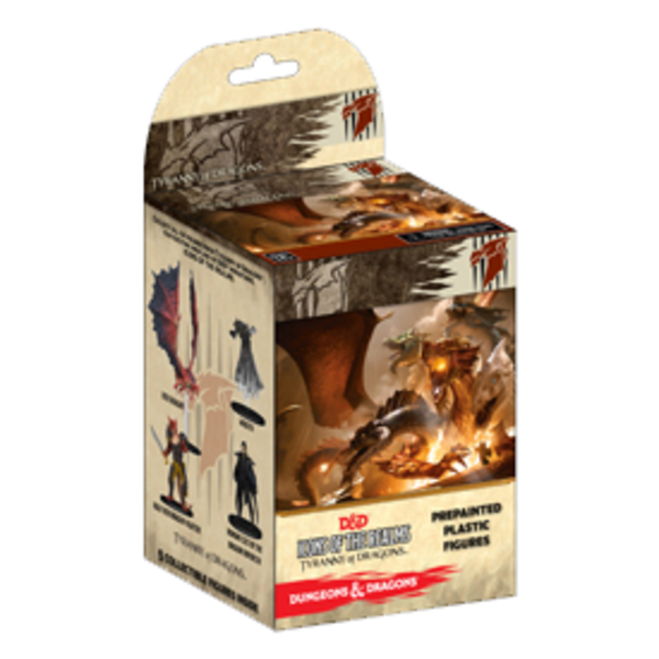 WIZKIDS DND ICONS 1: TYRANNY OF DRAGONS Booster Pack