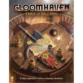 CEPHALOFAIR GAMES GLOOMHAVEN: JAWS OF THE LION (EN)