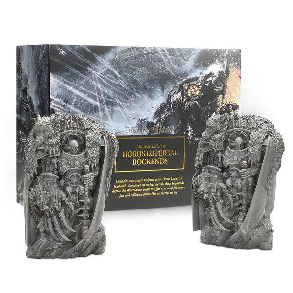 Citadel Horus Lupercal Bookends