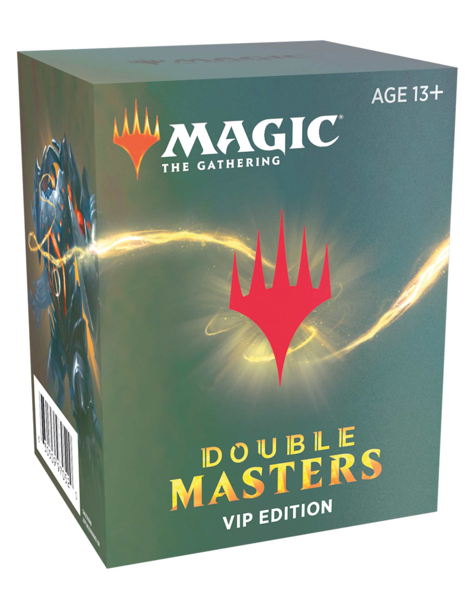 Wizards of the Coast MTG DOUBLE MASTERS VIP EDITION BOOSTER BOX (4 Packs)