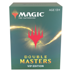 Wizards of the Coast MTG DOUBLE MASTERS VIP EDITION BOOSTER PACK