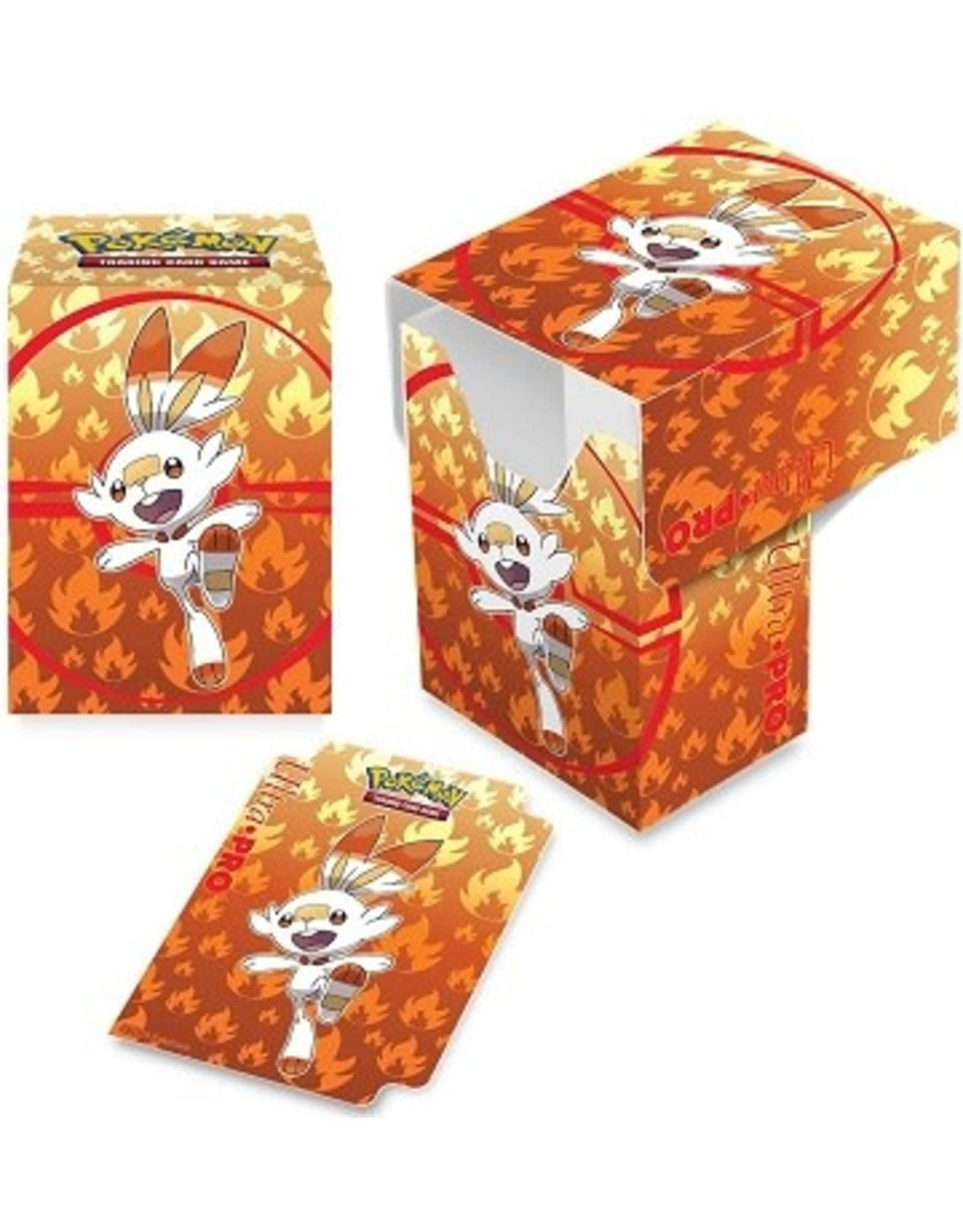 Ultra Pro UP D-BOX POKEMON SWSH GALAR STARTERS SCORBUNNY