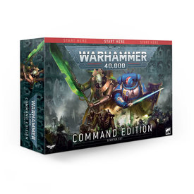 Warhammer 40k WARHAMMER 40000 COMMAND EDITION (ENG)