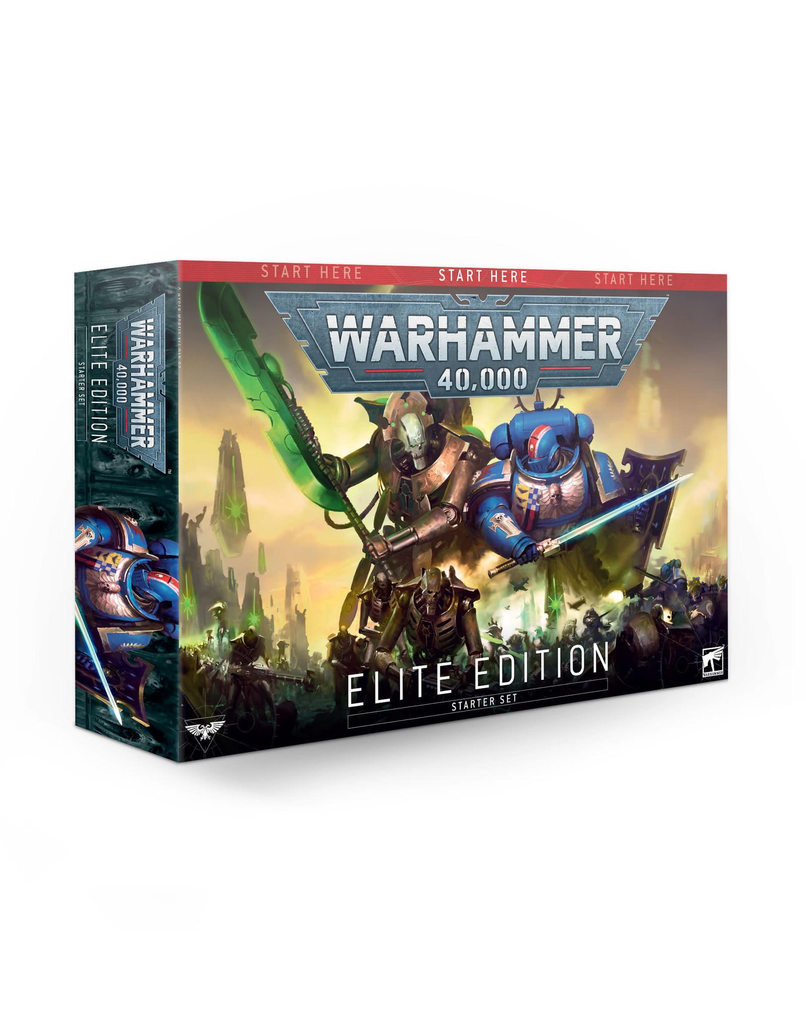 Warhammer 40k WARHAMMER 40000 ELITE EDITION (ENGLISH)
