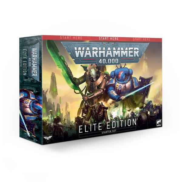 Warhammer 40k WARHAMMER 40000 ELITE EDITION