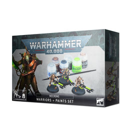 Citadel NECRONS WARRIORS + PAINTS SET
