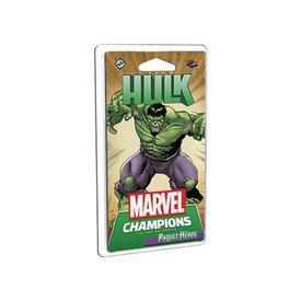 FANTASY FLIGHT MARVEL CHAMPIONS LE JEU DE CARTES: Hulk