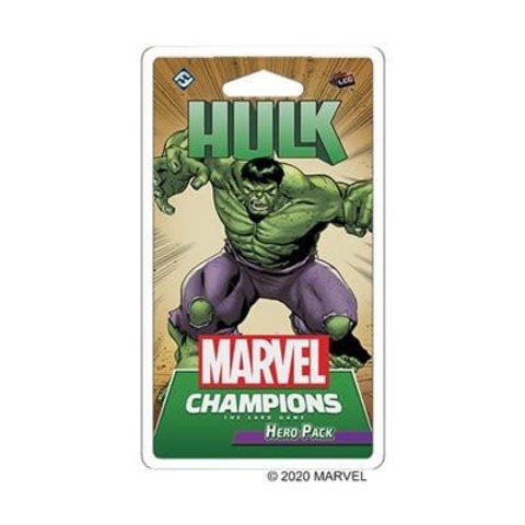 MARVEL CHAMPIONS LCG: HULK PACK
