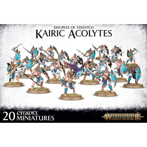 Disciple of Tzeentch Kairic Acolytes