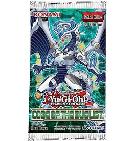 Konami YGO CODE OF THE DUELIST BOOSTER PACK