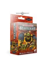 Warhammer Underworlds WH UNDERWORLDS: MORGOK'S KRUSHAS (ENGLISH)