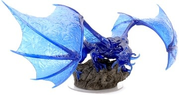 WIZKIDS DND ICONS OF THE REALMS SAPPHIRE DRAGON