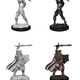 WIZKIDS DND UNPAINTED MINIS MALE HUMAN PALADIN