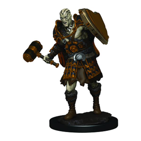 WIZKIDS DND ICONS: PREMIUM FIG MALE GOLIATH FIGHTER