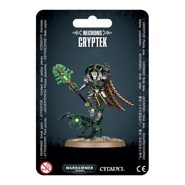 Warhammer 40k NECRONS CRYPTEK