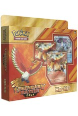 POKEMON POKEMON BATTLE ARENA DECKS: HO-OH