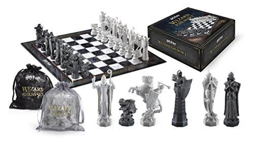 Usaopoly HARRY POTTER WIZARD CHESS SET