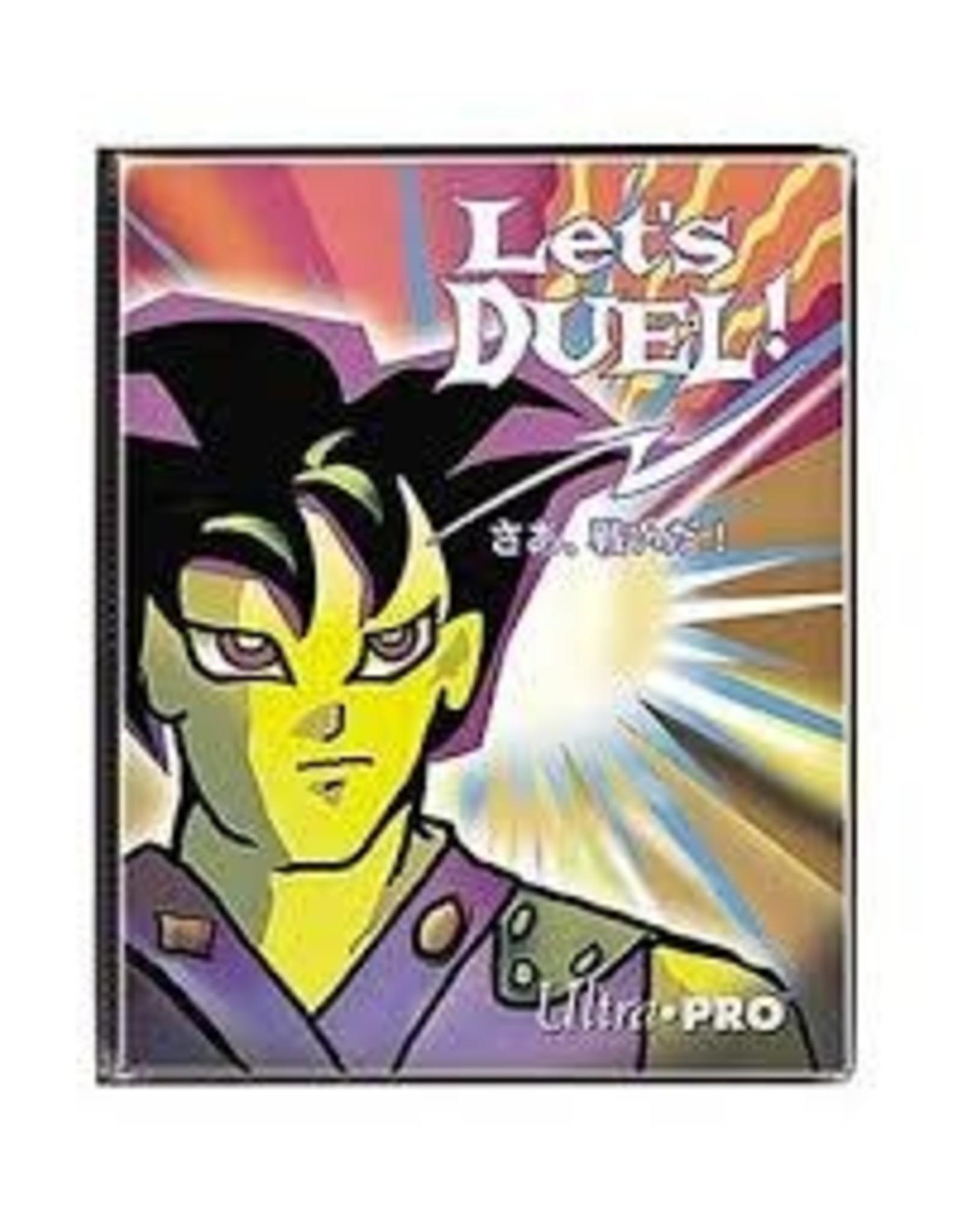 Ultra Pro UP 4pkt Let's Duel Portfolio (YuGiOh)