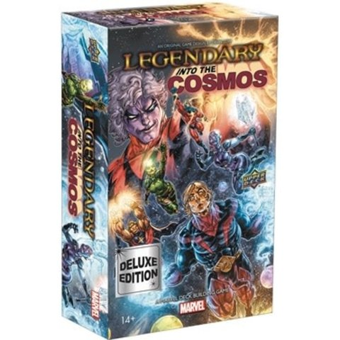 MARVEL LEGENDARY INTO THE COSMOS EXPANSION