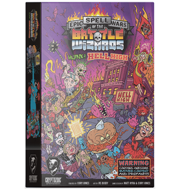 Cryptozoic EPIC SPELL WARS: HIJINX AT HELL HIGH (English)