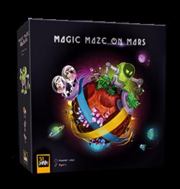 Sit Down Magic Maze on Mars