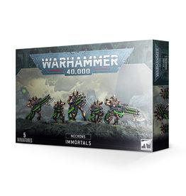 Warhammer 40k NECRON IMMORTALS/DEATHMARKS