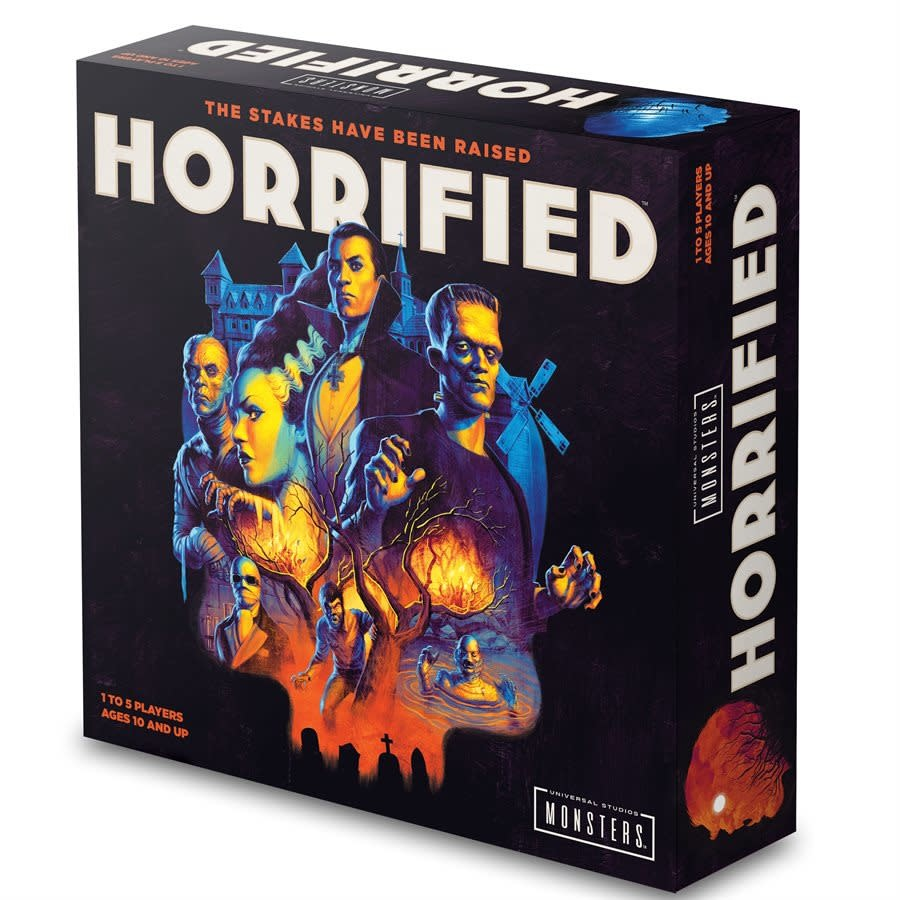 Ravensburger Horrified (EN)