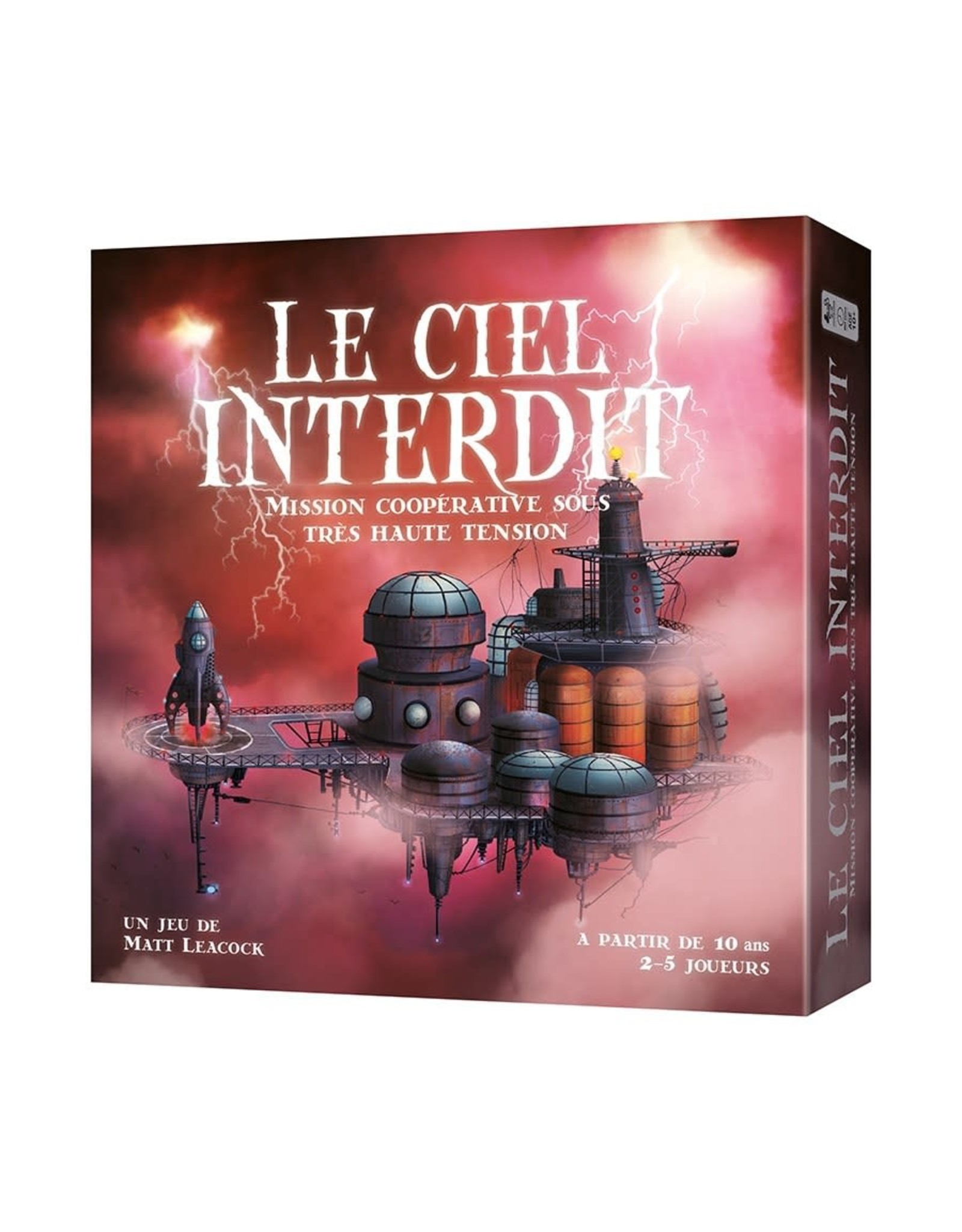 Gamewright Le Ciel Interdit