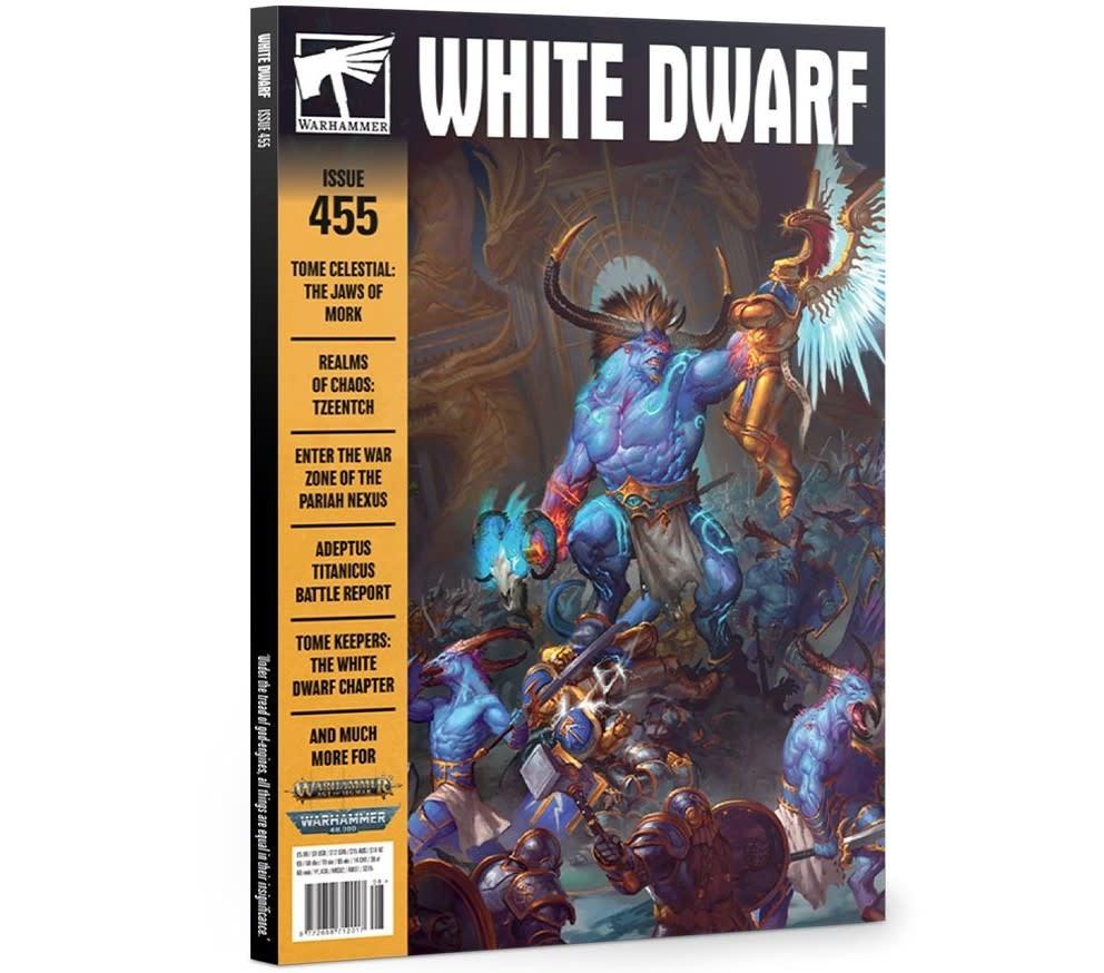 White Dwarf White Dwarf 455 (EN)