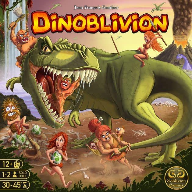 Goblivion Dinoblivion (ML)