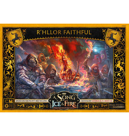 CMON SIF: R'HLLOR FAITHFUL